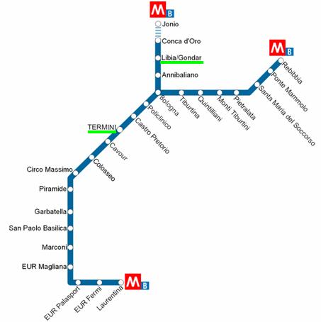 mappa-linea-b-metro-roma